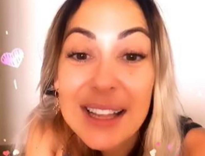 Βίντεο μέσα από το σπίτι της Μελίνας Ασλανίδου