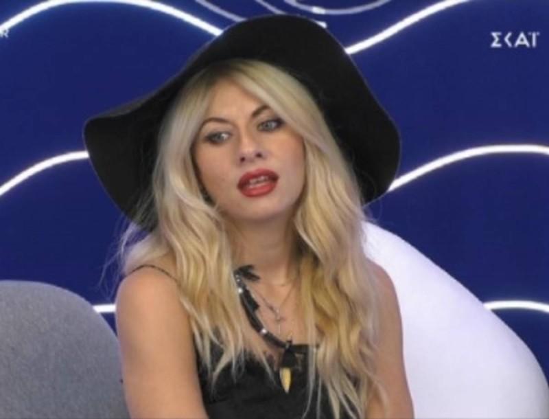 Big Brother: Οριστικό τέλος στη σχέση Άννας Μαρίας και Πυργίδη