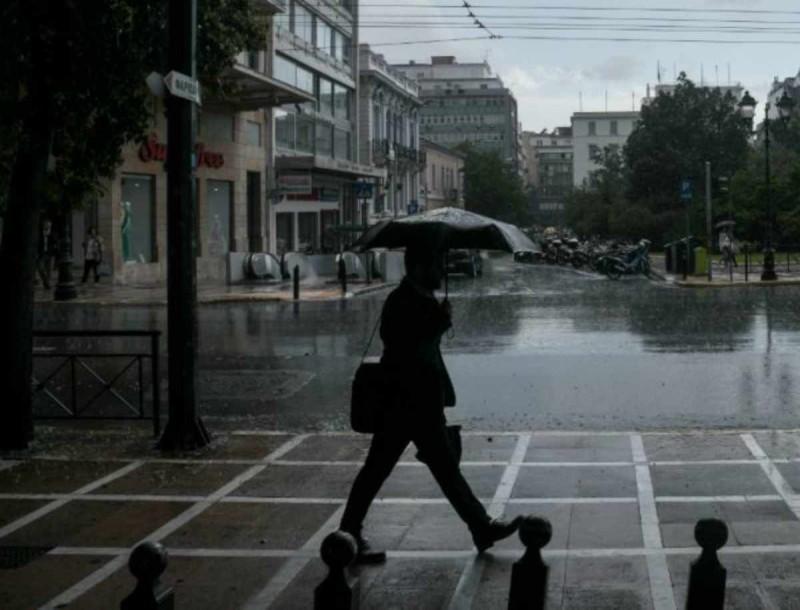 Αρχίζει να χαλάει ο καιρός - Αναλυτικά σε ποιες περιοχές θα σημειωθούν βροχές