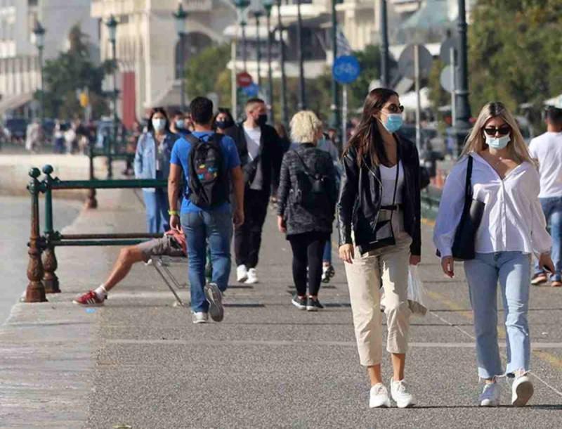 Κορωνοϊός: Αποφάσεις σήμερα για νέα μέτρα - Λίγο πριν το lockdown η Θεσσαλονίκη