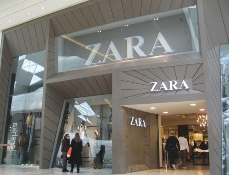 Το μικροσκοπικό μεταξωτό εσώρουχο των Zara που έχει προκαλέσει ουρές στα καταστήματα - Το αναζητούν όλες
