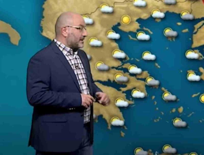 Σάκης Αρναούτογλου: Προειδοποιεί για κίνδυνο ραγδαιότητας βροχοπτώσεων - Ποιες περιοχές;