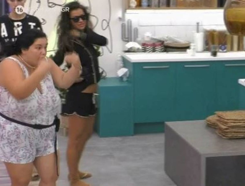Big Brother: Εκτός εαυτού η Αφροδίτη - «Ποιος έφαγε την μπανάνα μου! Θα γίνει της π@@ανας...»