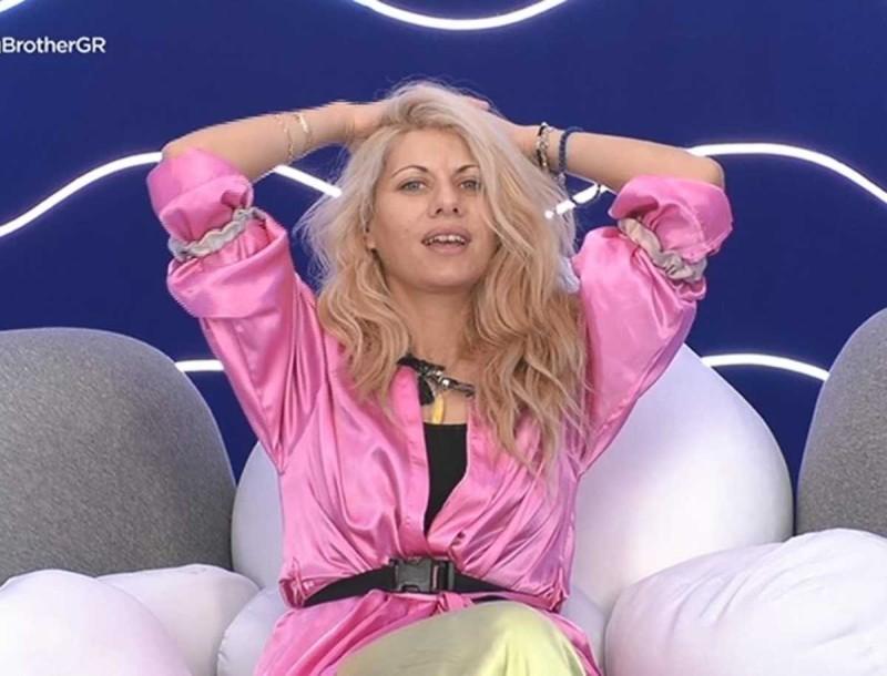 Big Brother: Η βαριά ποινή που επέβαλε ο Big Brother στην Άννα Μαρία για το ξέσπασμά της