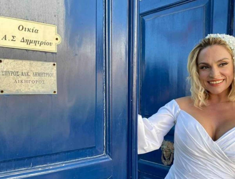 Γιάννης Ζουγανέλης: 3 εντυπωσιακές φωτογραφίες της Ελεονώρας πριν το γάμο με τον Δημητρίου