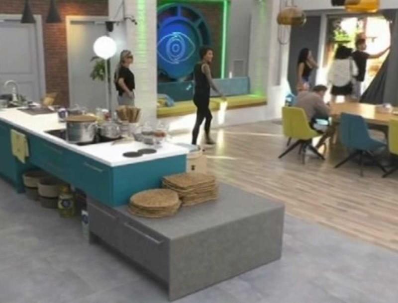 Big Brother: Άγριος καυγάς ανάμεσα σε Σοφία - Ραμόνα