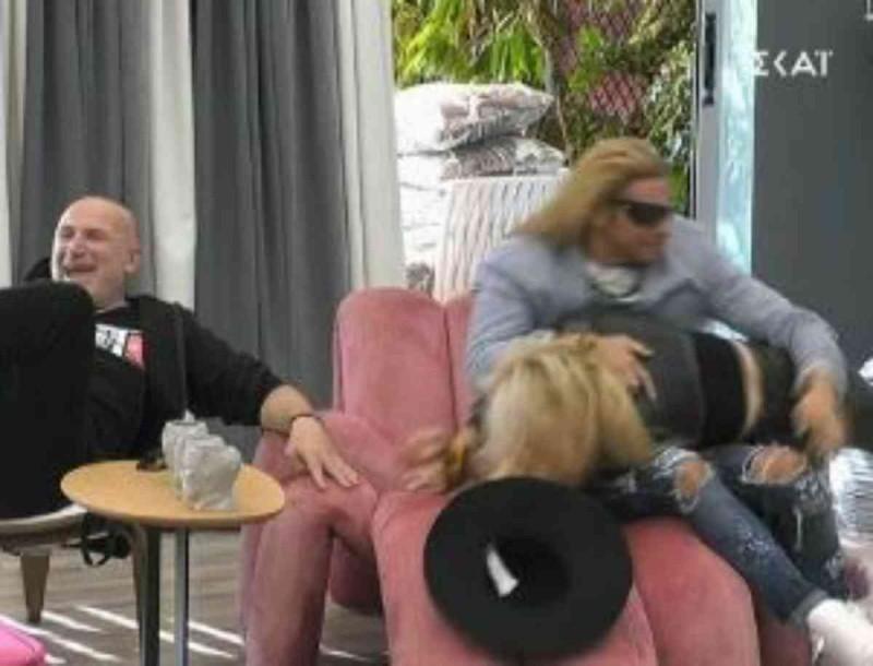 Big Brother: Χαμός με Άννα Μαρία και Πυργίδη - «Που να δεις τι άλλο έχω 2 μέτρα»
