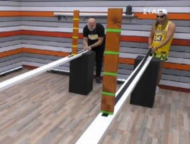 Big Brother: Η δοκιμασία για τον αρχηγό - Ποιος αναδείχθηκε;