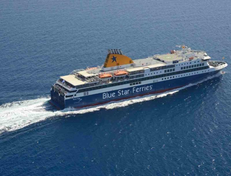 Κορωνοϊός: Συναγερμός με 23 επιβάτες στο Blue Star Delos