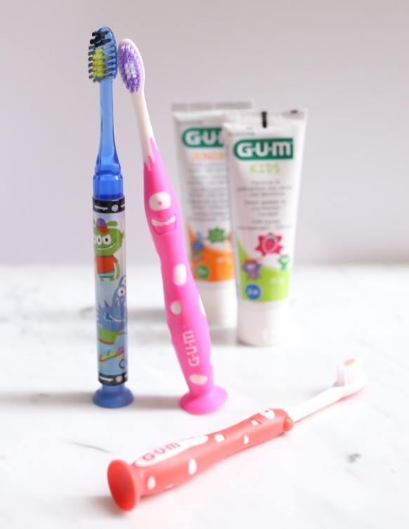 gum οδοντόβουρτσες sunstar