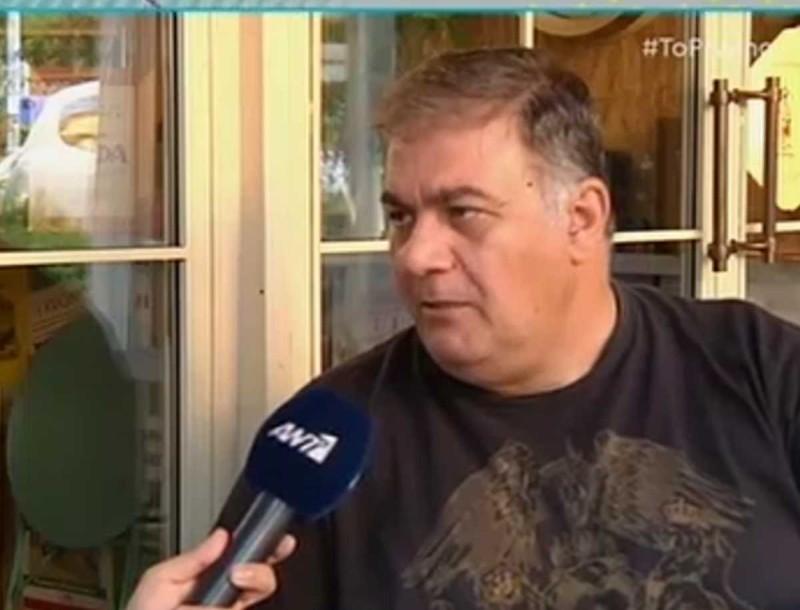 Έξαλλος ο Δημήτρης Σταρόβας - «Δεν θα έπρεπε να υπάρχουν τα ριάλιτι»