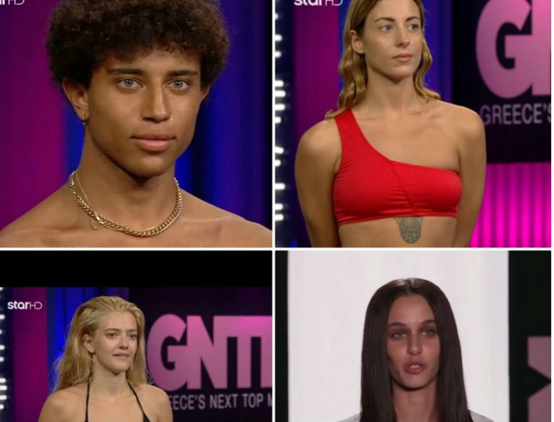 GNTM 3: Ηρακλής, Ειρήνη, Λία και Ίριδα - Αγνώριστοι μετά το makeover!