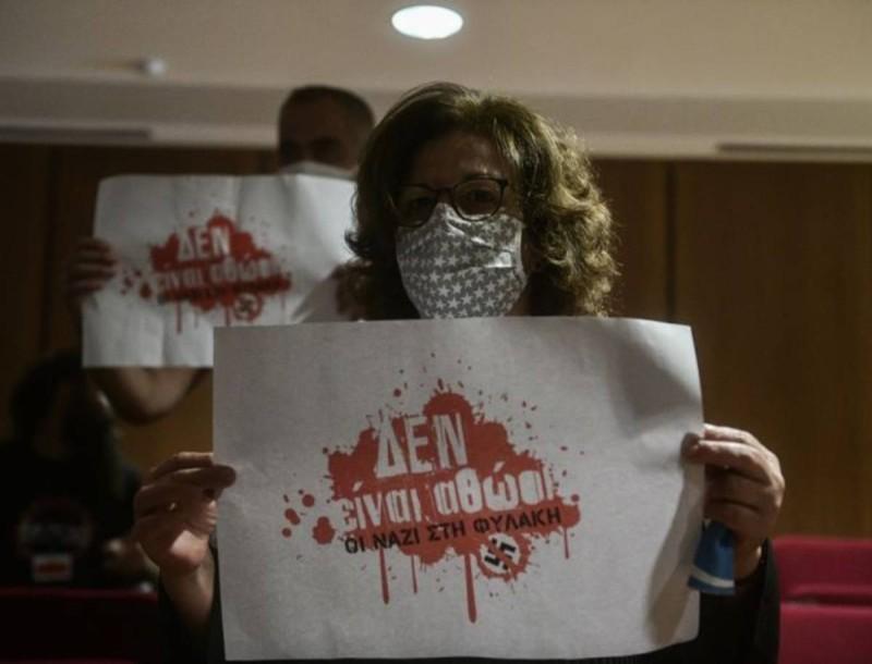 Δίκη Χρυσής Αυγής: Δείτε live τις τελευταίες εξελίξεις