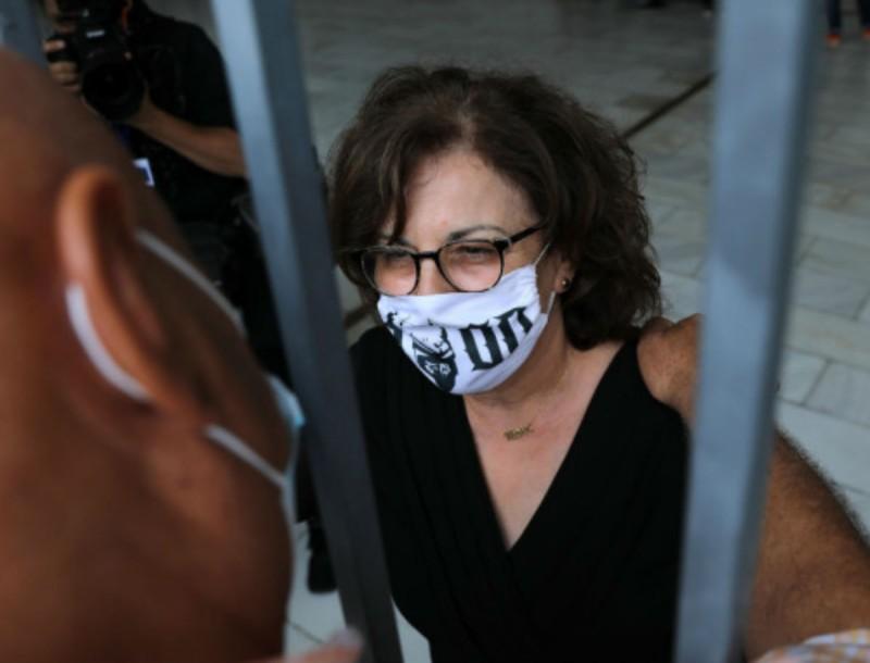 Δίκη Χρυσής Αυγής: Κατέρρευσε από τους λυγμούς η Μάγδα Φύσσα στο άκουσμα της απόφασης