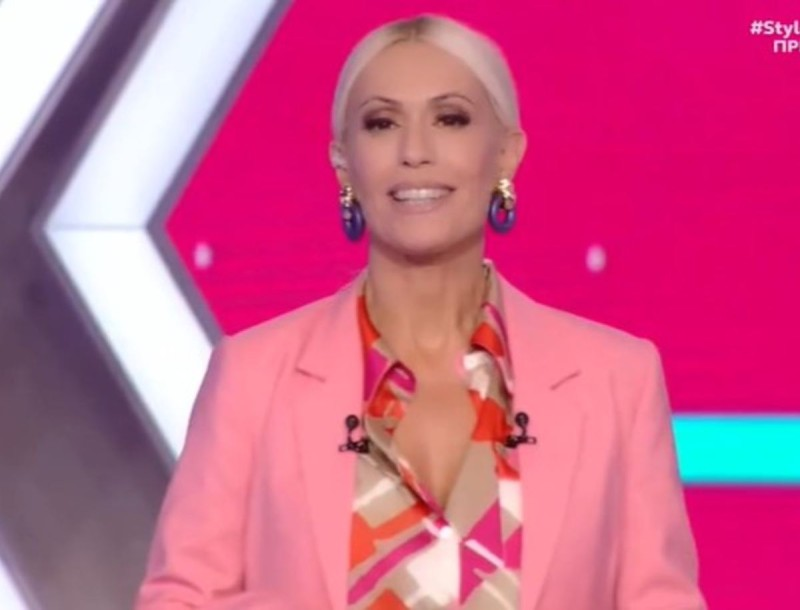 Πρεμιέρα για το Style me Up και τη Μαρία Μπακοδήμου στο Opentv - Το εντυπωσιακό πλατό και η είσοδος των κριτών