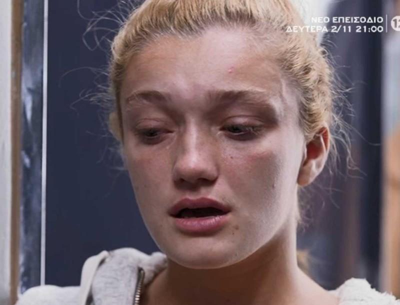 GNTM 3: Στα όριά της η Μαρινέλα - Το σχόλιο που την έκανε να κλάψει