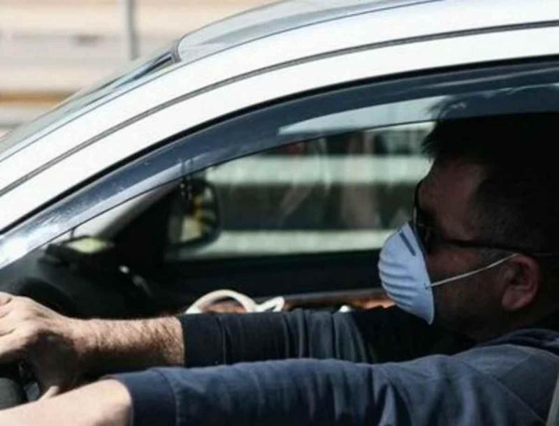 Κορωνοϊός: Σας αφορά! Πότε είναι υποχρεωτική η χρήση μάσκας στο αυτοκίνητο;
