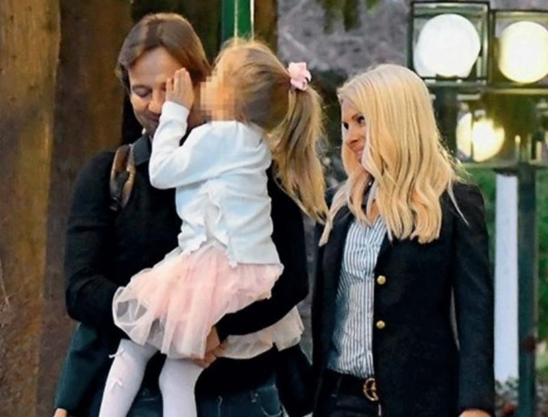 Απίστευτο - Ποιος βάπτισε την Μαρίνα Παντζοπούλου, την κόρη της Ελένης Μενεγάκη;