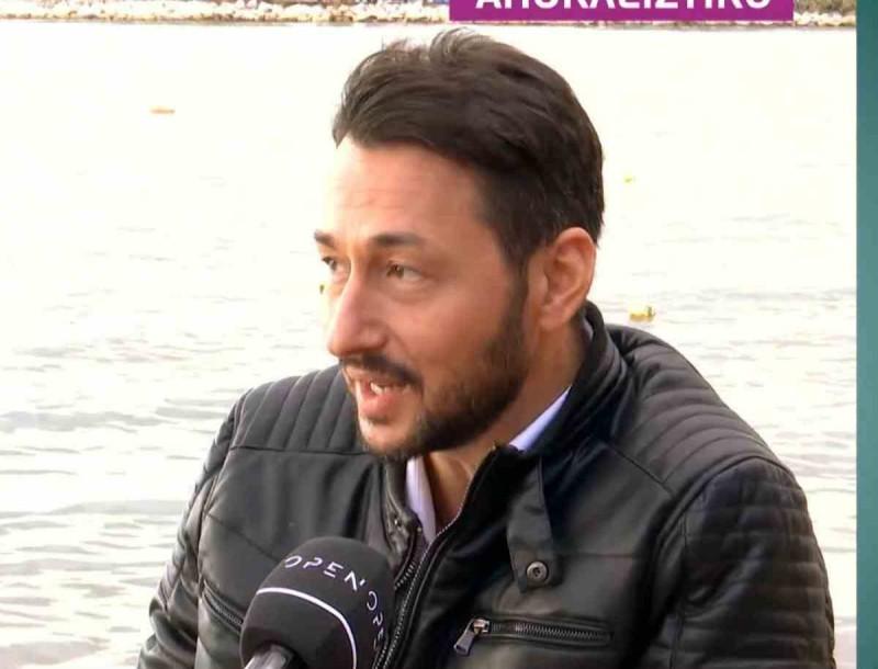Ξέσπασε ο Πάνος Καλίδης μετά τον σάλο με εμφάνισή του που δεν τηρούσαν τα μέτρα - «Δεν μπορώ...»