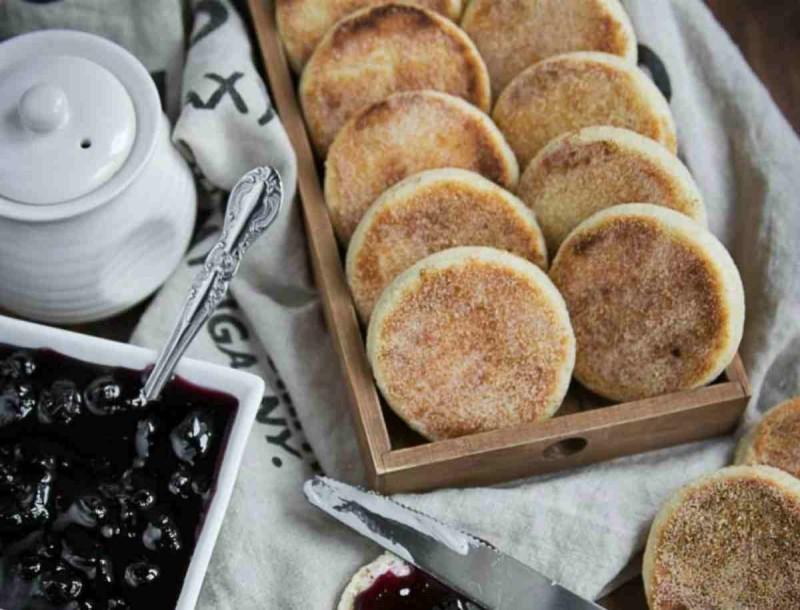 Τα πιο εύκολα ψωμάκια στο τηγάνι από την Αργυρώ Μπαρμπαρίγου