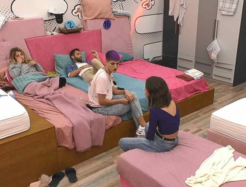 Big Brother: Αρπάχτηκαν Ραΐσα και Χριστίνα - «Ό, τι γουστάρω θα λέω»