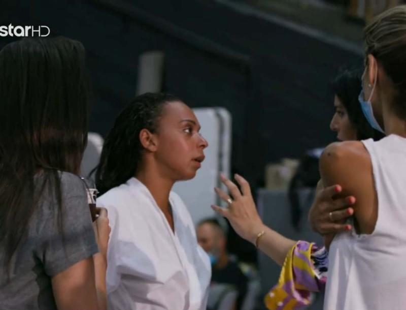 GNTM 3: Ξέσπασε σε κλάματα η Ρασέλ - Ο τσακωμός με τους κριτές