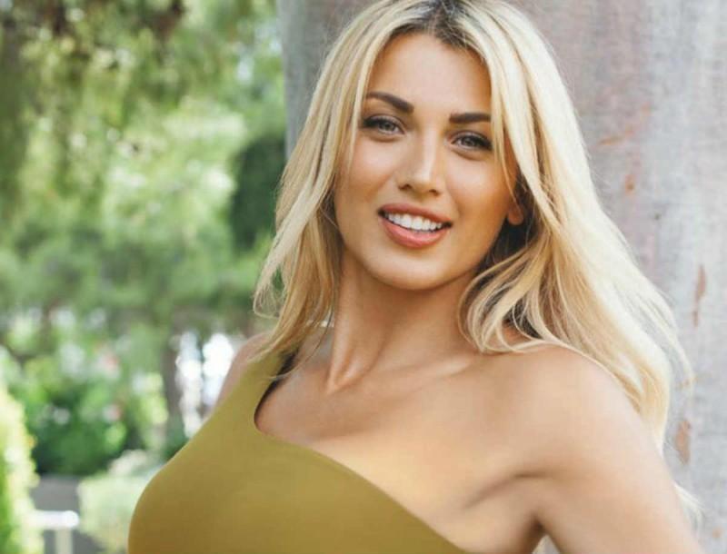 Κωνσταντίνα Σπυροπούλου: Εντυπωσιακή η αλλαγή στα μαλλιά της - Έγινε...ραπουνζέλ!