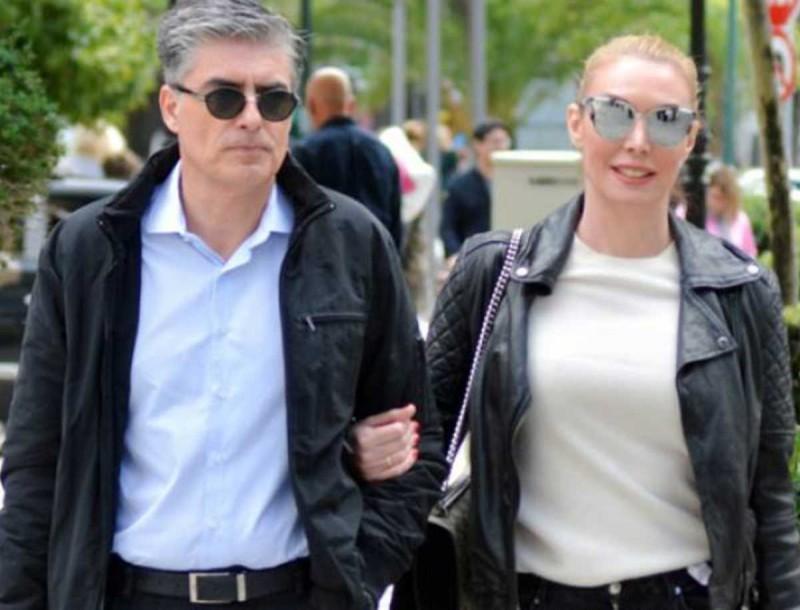 Νίκος Ευαγγελάτος: Δυσάρεστη είδηση για τον σύζυγο της Τατιάνας Στεφανίδου