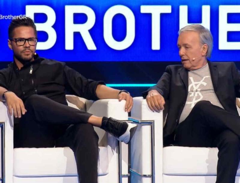 Big Brother: Συγκινεί ο Γιώργος Τσαλίκης, η αναφορά στον Θέμη -