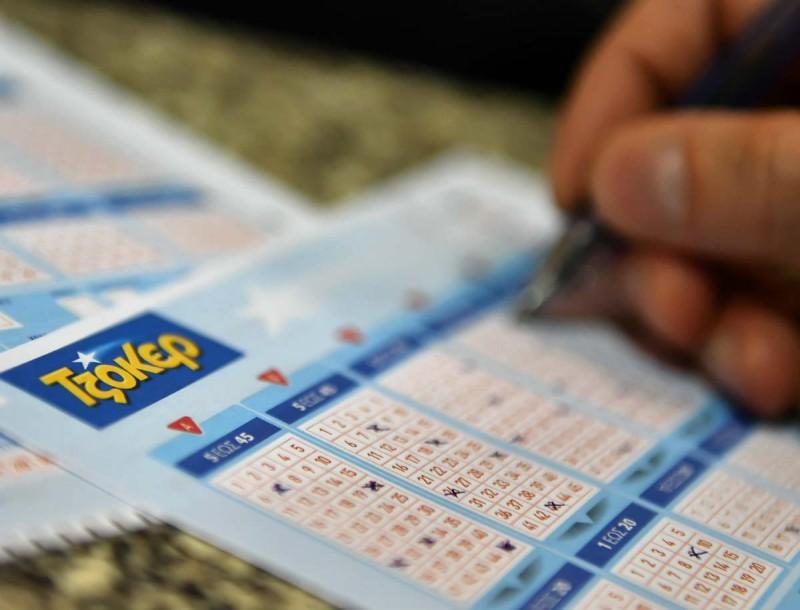 Τζόκερ: Οι τυχεροί αριθμοί που κέρδισαν 600.000ευρώ