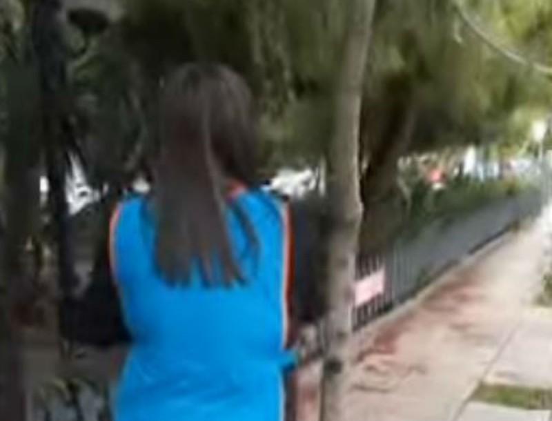 Βίντεο ντοκουμέντο από κατάστημα Σκλαβενίτη - Βγήκαν έξω ουρλιάζοντας πελάτες και εργαζόμενοι!