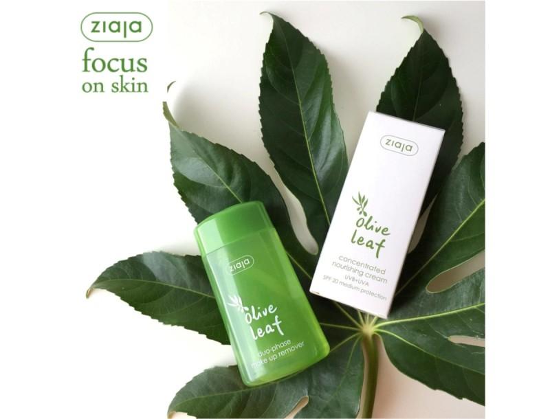 Σούπερ διαγωνισμός: Κέρδισε ένα σετ φροντίδας προσώπου της σειράς Olive Leaf από την Ziaja!