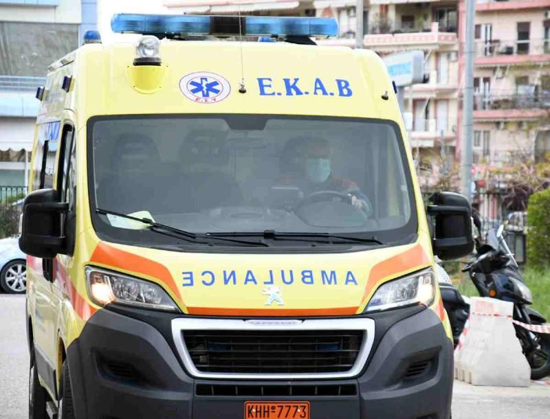 Τραγωδία στη Θεσσαλονίκη - Άνδρας έπεσε από το μπαλκόνι