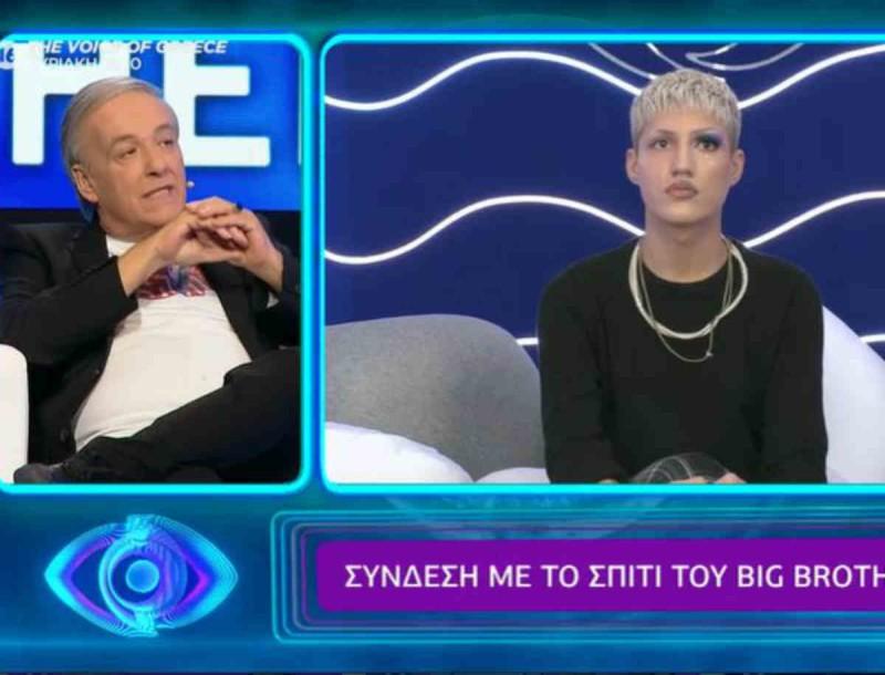 Big Brother: Τα έβαλε με όλους ο Άνδρέας Μικρούτσικος -