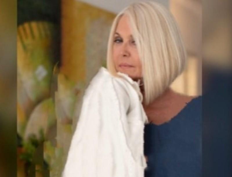 Με λεοπάρ πιτζάμες μέσα στο σπίτι της η Ρούλα Κορομηλά - Χαμός στο Instagram