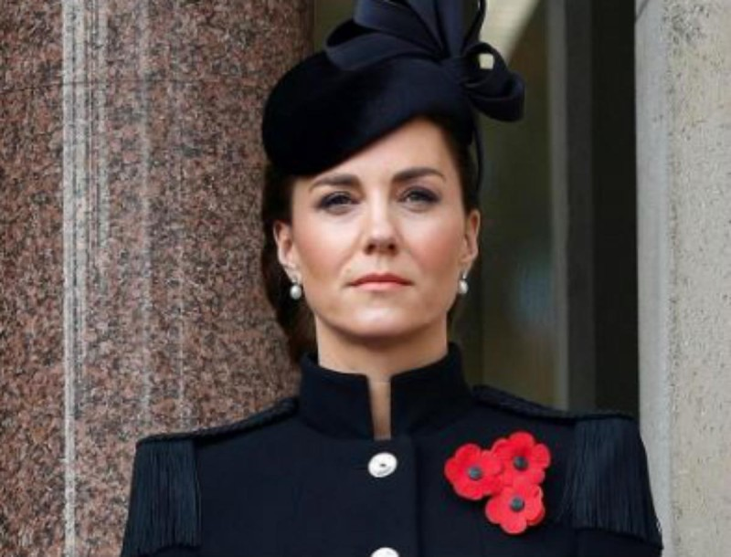 Σούσουρο με την συγκεκριμένη φωτογραφία της Kate Middleton - Έξαλλη η Βασίλισσα Ελισάβετ