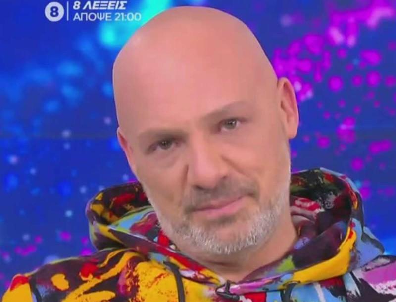 Συγκινημένος ο Νίκος Μουτσινάς - Η παρέμβαση στο Καλό Μεσημεράκι που τον «λύγισε»
