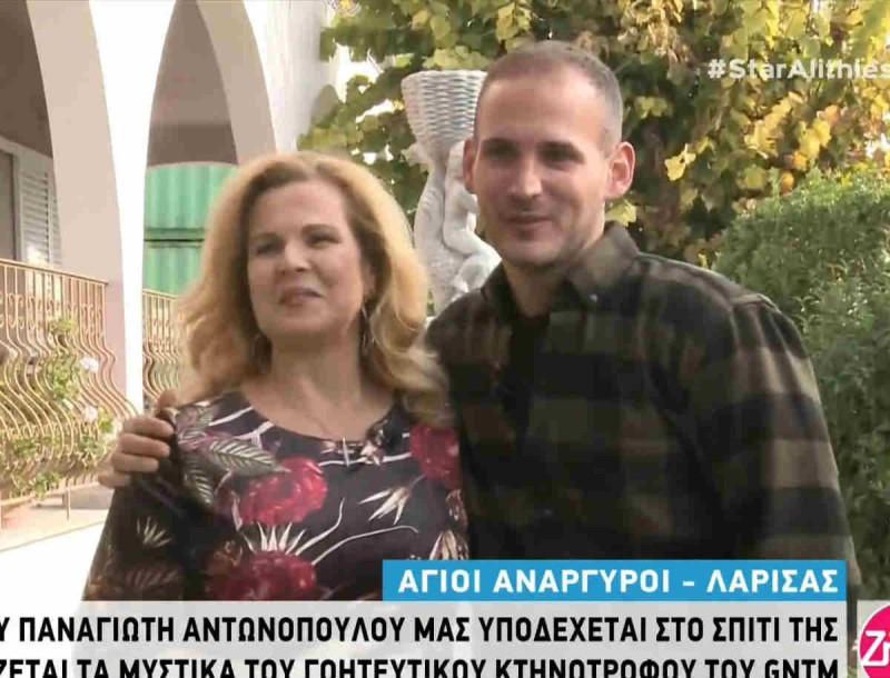 Παναγιώτης Αντωνόπουλος: Η μητέρα του αποκαλύπτει τι κάνει μετά το GNTM 3 -