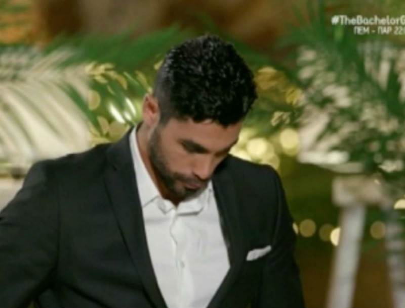The Bachelor: Αυτή η κοπέλα δεν κατάφερε να πάρει τριαντάφυλλο