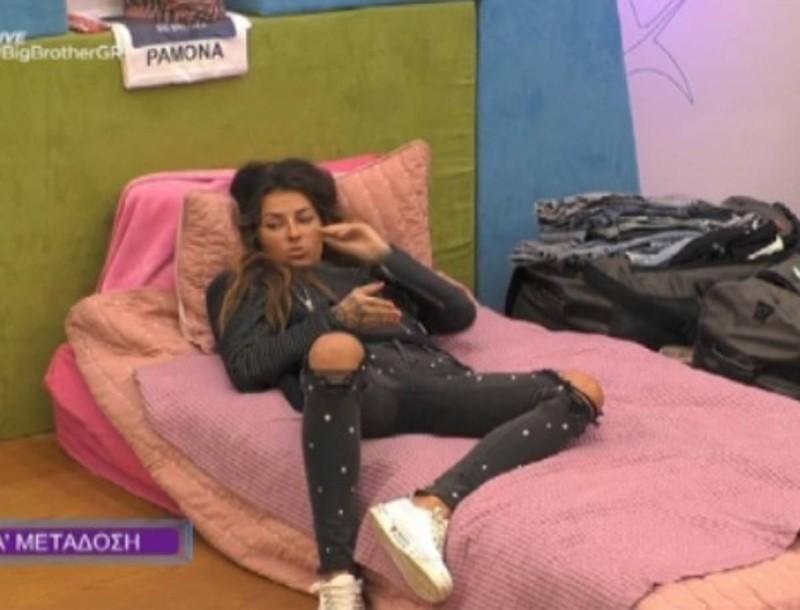 Big Brother: Έβαλε «φιτιλιές» η Ραμόνα - Έξαλλος ο Πυργίδης μαζί της