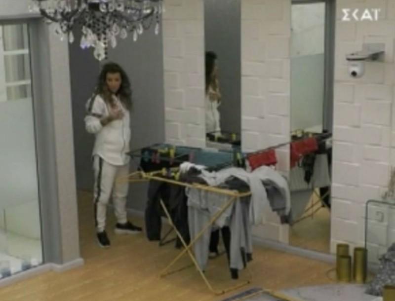Big Brother: Ο Πυργίδης ξεμπρόστιασε την Ραμόνα για την στρατηγική της