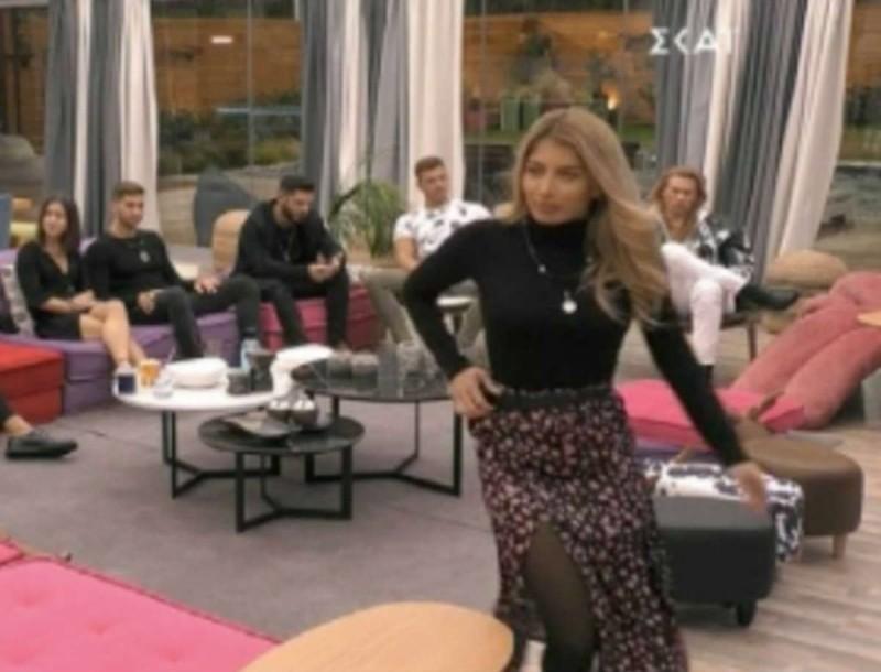 Big Brother: Μια απρόσμενη έκπληξη άφησε «κάγκελο» την Σοφία Δανέζη