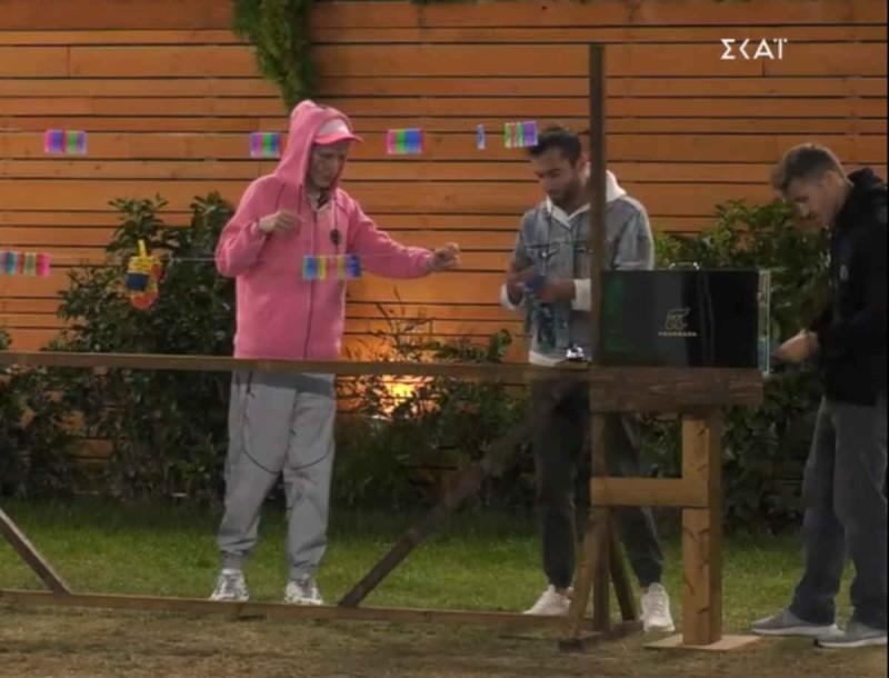 Big Brother: Αυτή ήταν η δοκιμασία βέτο