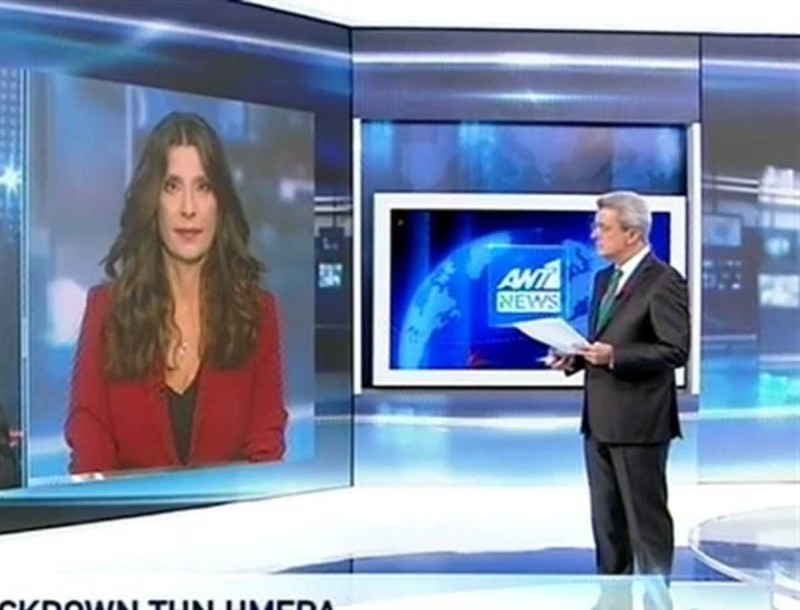 Πόπη Τσαπανίδου: Πρεμιέρα στον ΑΝΤ1 στο πλευρό του Νίκου Χατζηνικολάου