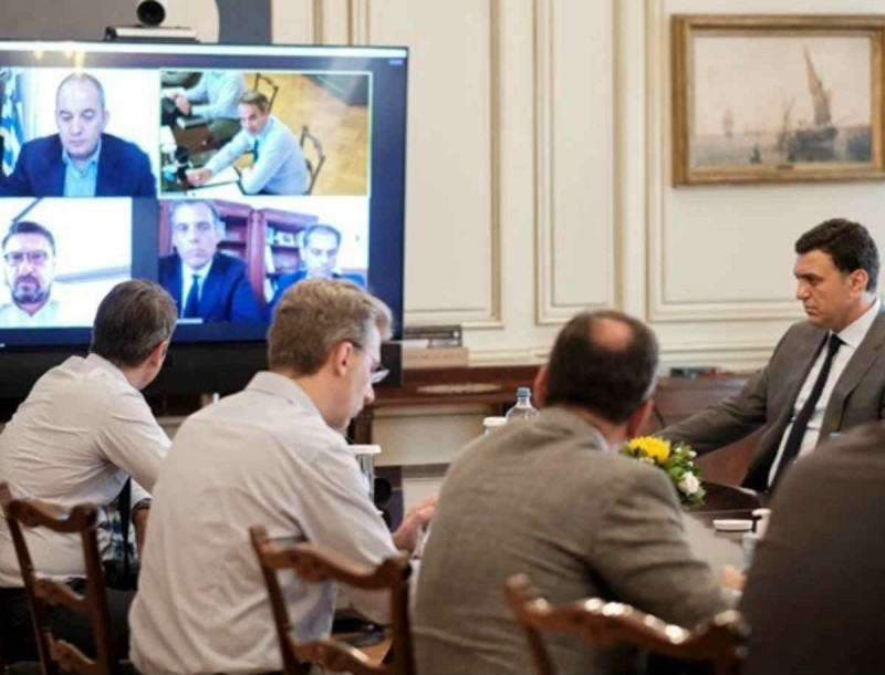 Κορωνοϊός: Έκτακτη σύσκεψη για νέα μέτρα στην Βόρεια Ελλάδα