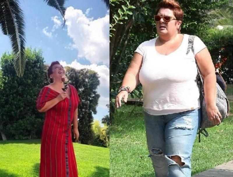 Τι έτρωγε πρωί - μεσημέρι η Ελεάννα Τρυφίδου και πήγε από τα 121 κιλά στα 86
