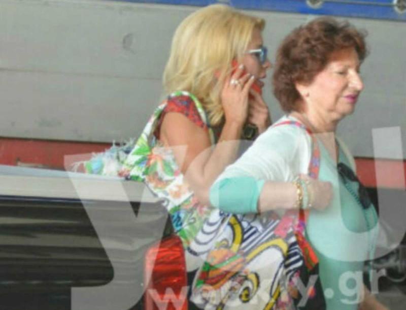Λιλίκα Παντζοπούλου: Αυτό είναι το επάγγελμα της πεθεράς της Ελένης Μενεγάκη