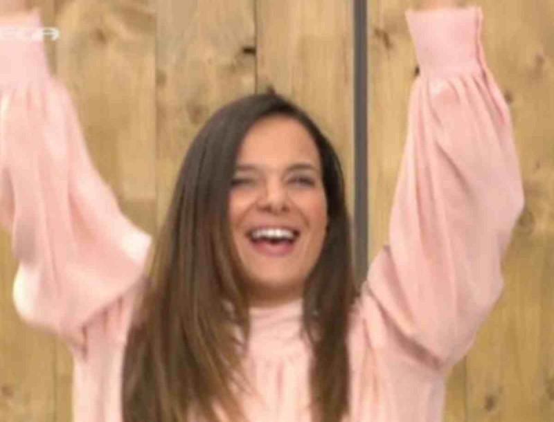 MEGA: Επέστρεψε στην εκπομπή Πάμε Δανάη η Ελιάνα Χρυσικοπούλου - Η αντίδραση της Μπάρκα