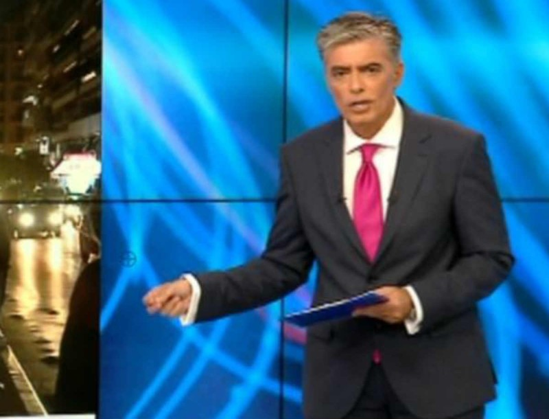 Πάγωσε ο Ευαγγελάτος με το πλάνο που έπαιξε στον αέρα του Live News -Δείτε βίντεο!