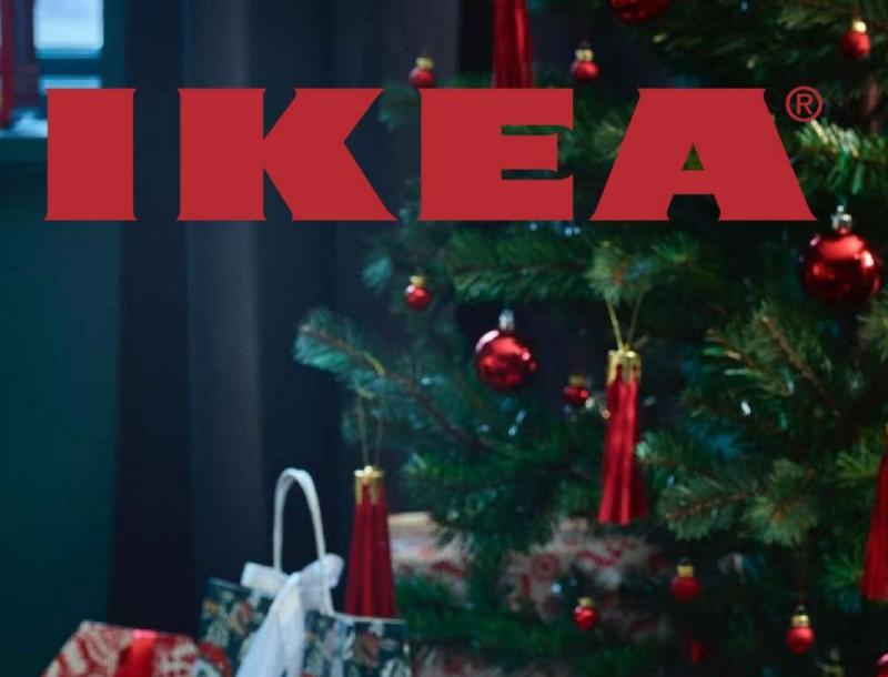 Φρενίτιδα στο instagram με το χριστουγεννιάτικο δέντρο των ΙΚΕΑ - Κοστίζει 9 ευρώ μόνο
